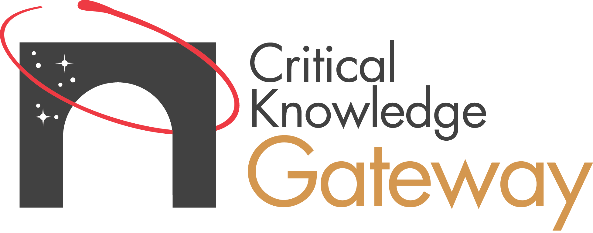 Critical Knowledge Gateway logo