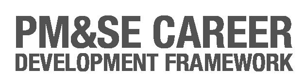 PM and SE Career Development Framework