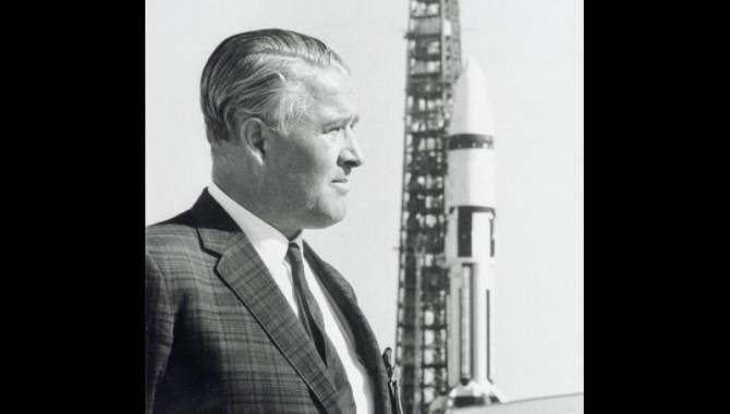 Wernher von Braun: Lessons Taught … and Learned