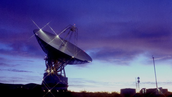 Space-to-Space Communications:  In-House Hardware Development