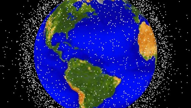 The Greening of Orbital Debris