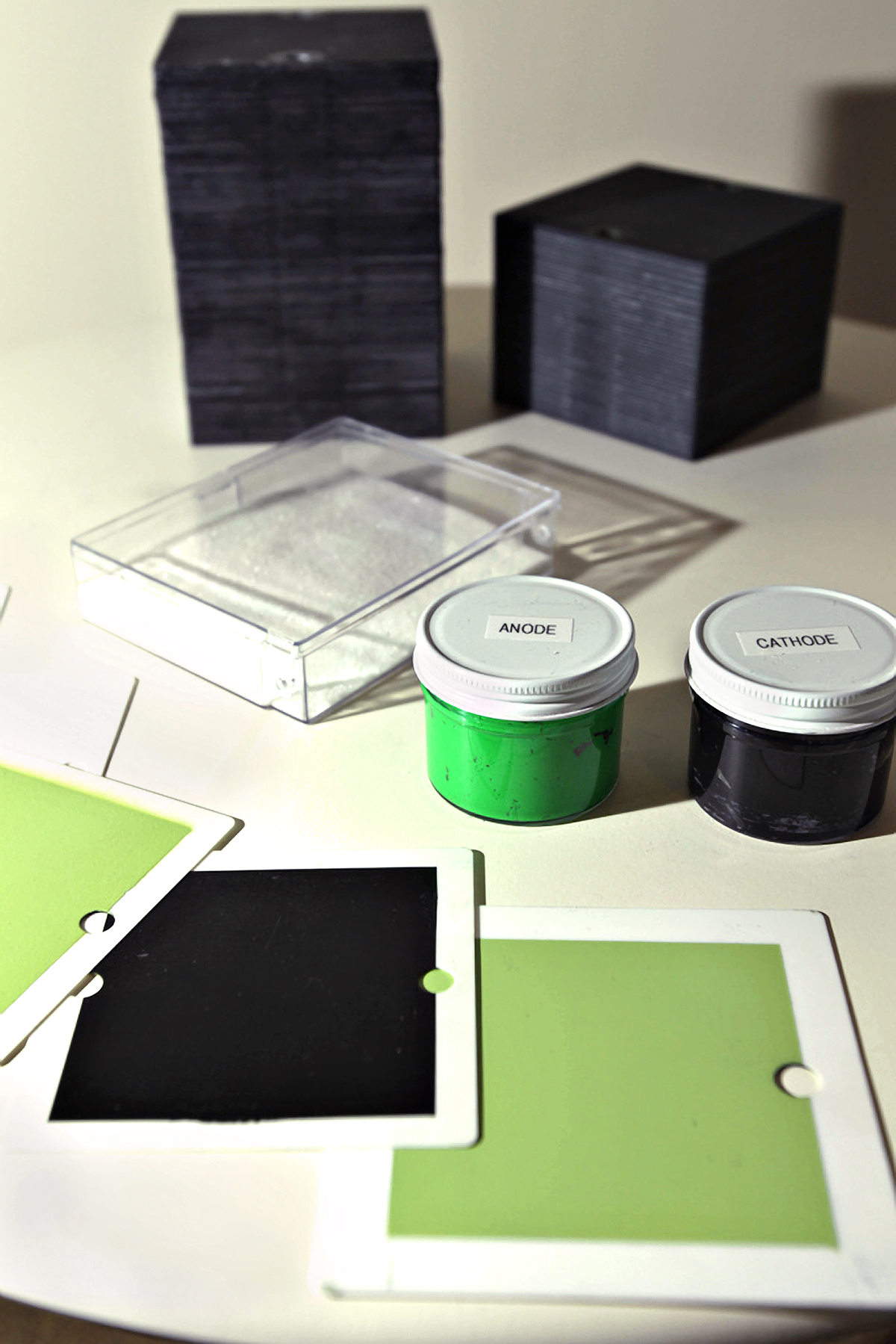 Ceramic fuel cells coated with special inks are at the core of the Bloom Energy Server.