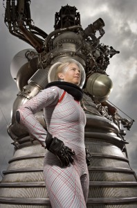 "The BioSuit is a ""second-skin"" spacesuit that would allow for greater degrees of freedom in movement."