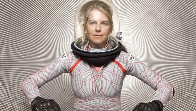 Building the Future Spacesuit