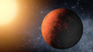 Kepler-20e is the first planet smaller than Earth discovered to orbit a star other than the sun. A year on Kepler-20e lasts only six days, as it is much closer to its host star than Earth is to the sun. The temperature at the surface of the planet, around 1,400ºF, is much too hot to support life as we know it. I