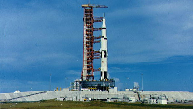 Apollo 4's Eight-Hour Mission