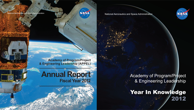 2012 APPEL Annual Report and Year in Knowledge