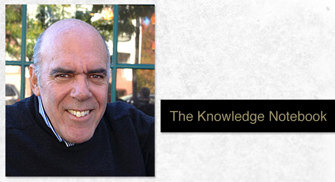 The Knowledge Notebook by Laurence Prusak