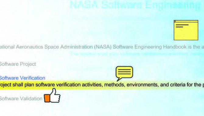 The Hitchhiker's Guide to Software Engineering at NASA