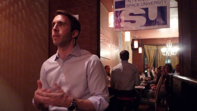 ISU Space Café: Are We Really Ready for Mars?