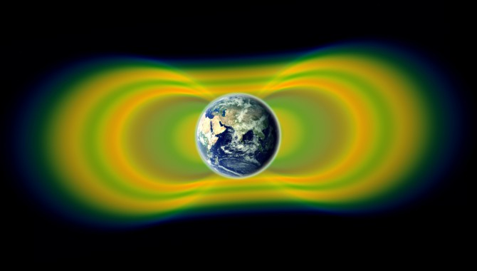 "NASA's Van Allen Probes discovered a previously unknown, transient third radiation belt around Earth, revealing the existence of unexpected structures and processes within these hazardous regions of space. The Van Allen belts are affected by solar storms and space weather and can swell dramatically, and this discovery shows even new belts can be temporarily formed due to particle reactions. ""Even fifty-five years after their discovery, the Earth's radiation belts still are capable of surprising us and still have mysteries to discover and explain,"" said Nicky Fox, Van Allen Probes deputy project scientist at the Johns Hopkins University Applied Physics Laboratory. This discovery shows the dynamic and variable nature of the radiation belts and improves our understanding of how they respond to solar activity. Scientists observed the third belt for four weeks before a powerful interplanetary shock wave from the sun annihilated it."