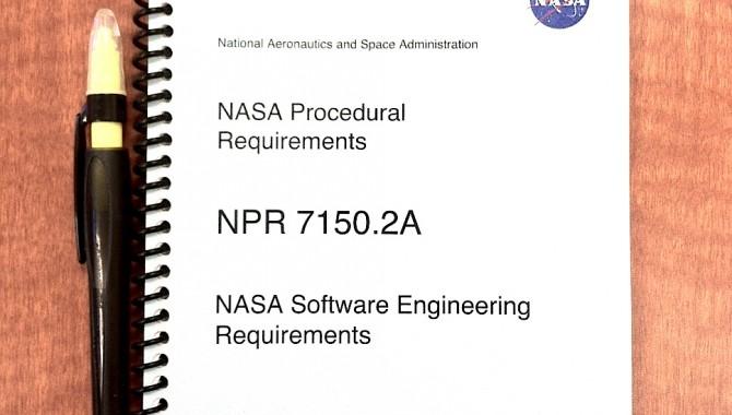 NASA's Software Engineering Handbook Released