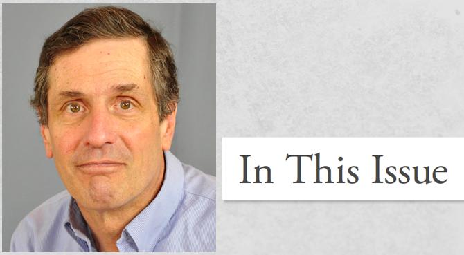 Don Cohen, Managing Editor