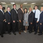 The 2012 Systems Engineering Leadership Development Program (SELDP) graduated nine new systems engineers.