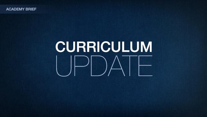 curriculum update: Skillsoft Launch