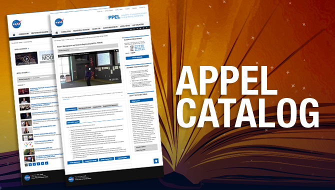In the new interactive APPEL Catalog, each course has its own web page that features an in-depth multimedia exploration of course details.