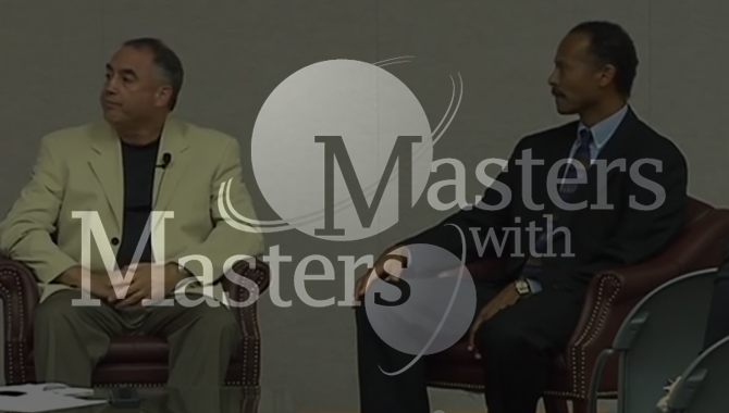 Masters with Masters: Oberhettinger and Bell