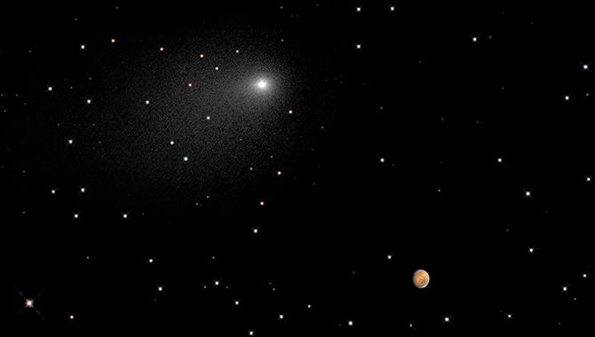 A Rare Event Offers Insight into Solar System Origins