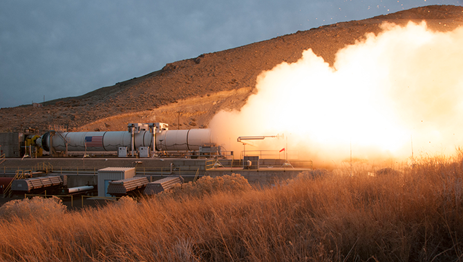 Successful SLS Test Boosts Potential for Manned Deep Space Travel