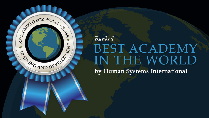APPEL Named Best Academy in the World by Human Systems International