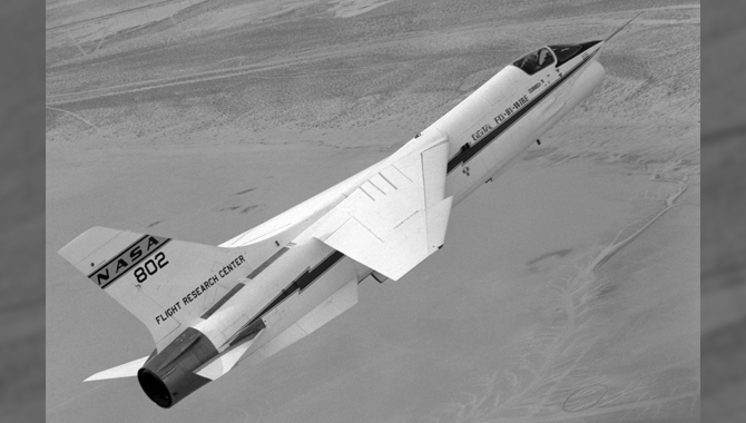 This Month in NASA History: Winglets Helped Save an Industry