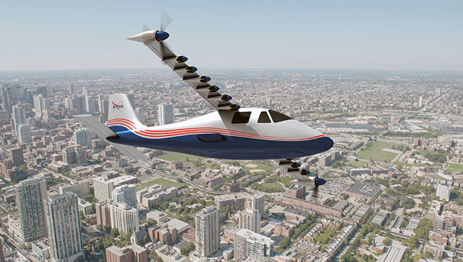 NASA Advances Aviation with Six New X-Planes