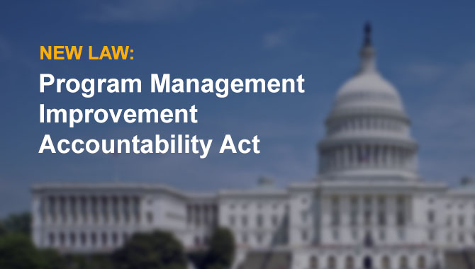 Project Management Improvement Accountability Act