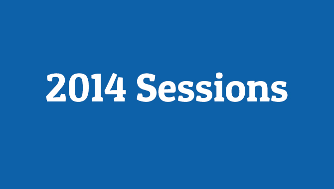 2014 VPMC Sessions