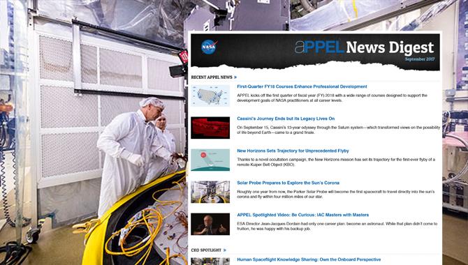 September 2017 <em>APPEL News Digest</em> Now Available