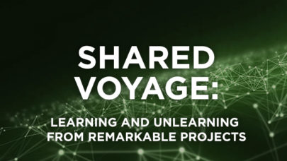 Shared Voyage: Learning and Unlearning from Remarkable Projects