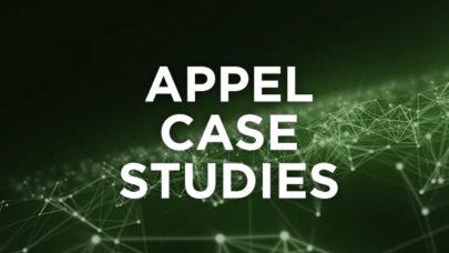 APPEL Case Studies
