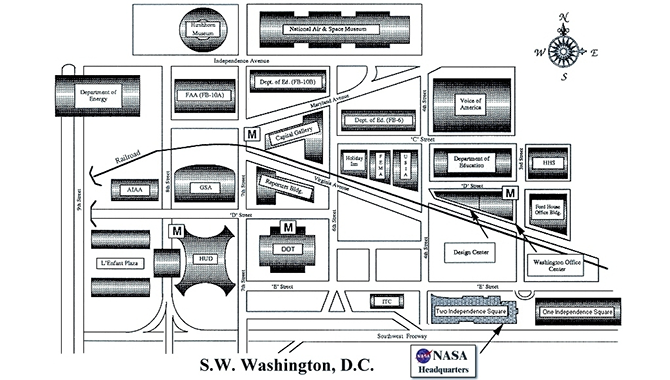 The second meeting of the Federal Knowledge Management Community in 2015 will be held at NASA Headquarters. Image Credit: NASA