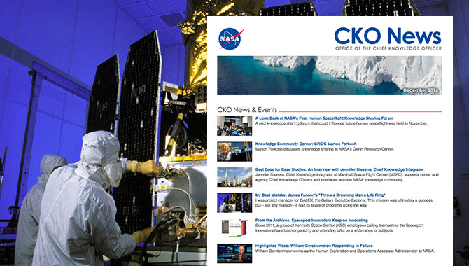 CKO News December 2016