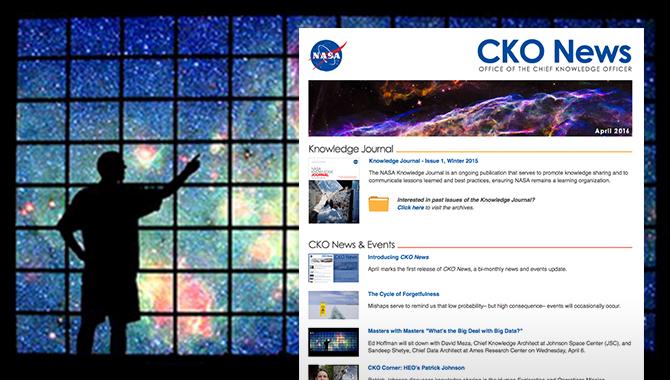 June 2016 <em>CKO News</em> Now Available