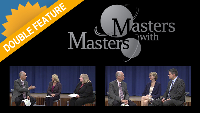 Masters with Masters Doube Feature