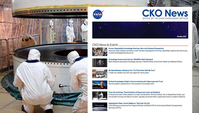 October 2017 <em>CKO News</em> Now Available