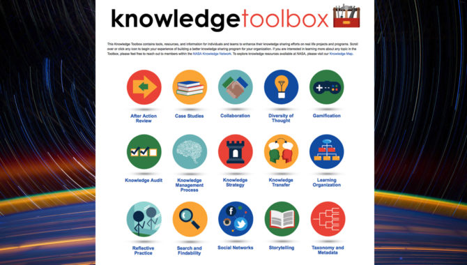 A New Toolbox for the New Year