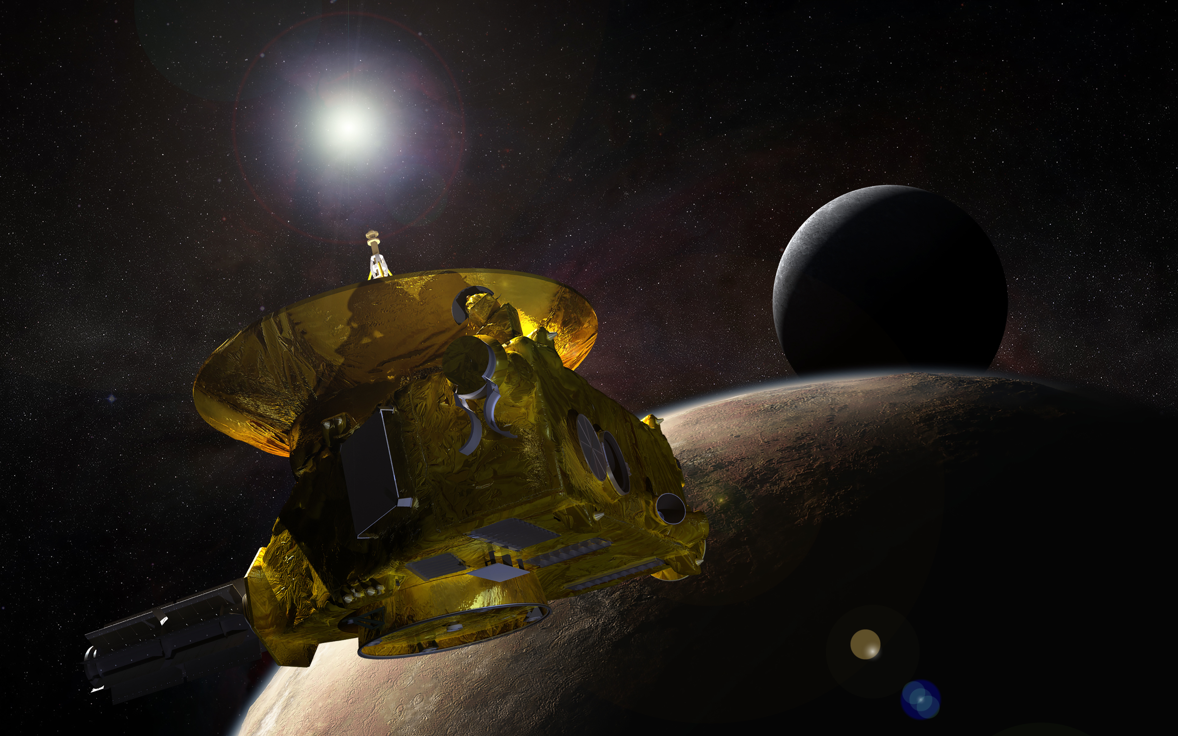 New Horizons expanded scientific understanding of Pluto and is now set to rendezvous with Ultima Thule in the Kuiper Belt