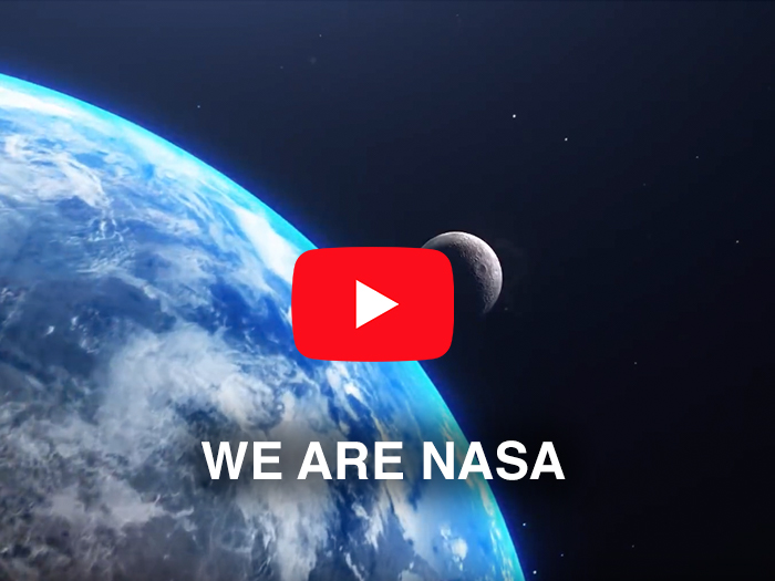 We Are NASA–Youtube Video