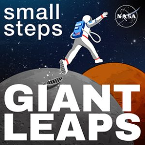 Small Steps, Giant Leaps Logo