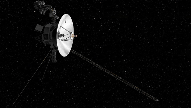 Voyager 2 has entered interstellar space. Credit: NASA
