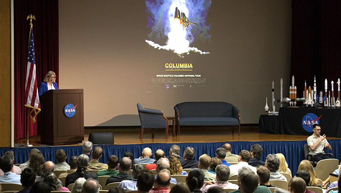 National Tour Emphasizes Columbia Lessons Learned