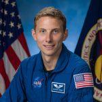 """Warren """"Woody"""" Hoburg Credit: NASA"""