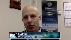 Daniel Irwin, SERVIR Global Program Manager Credit: NASA