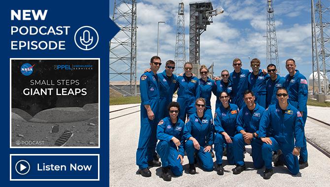 Podcast Episode 17: Astronaut Training