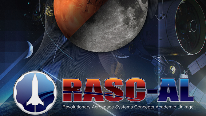 The 2020 Revolutionary Aerospace Systems Concepts – Academic Linkage (RASC-AL) Competition is soliciting undergraduate and graduate teams to develop new concepts that leverage innovations for NASA's Artemis program and future human missions to Mars. Credit: NIA