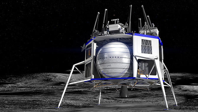 New Companies Commit to Commercial Lunar Payload Services Initiative