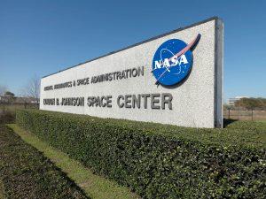 Johnson Space Center. Credit: NASA