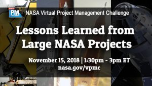 Lessons Learned from Large NASA Projects