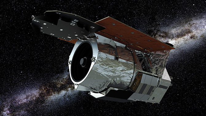 Development of Wide Field Infrared Survey Telescope Moves Ahead